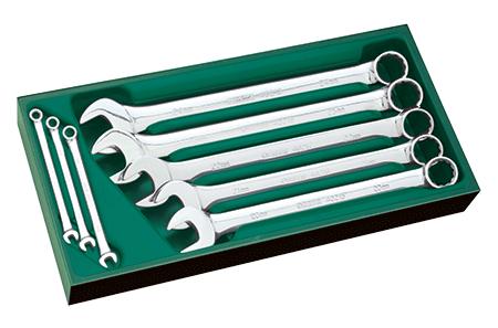 SATA 09907 zestaw szufladowy kluczy płasko oczkowych na www.cooltools.pl