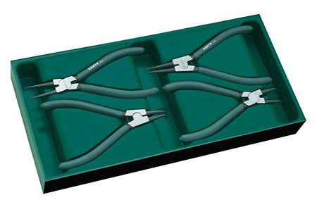 SATA 09911 zestaw szufladowy szczypiec do pierścieni na www.cooltools.pl