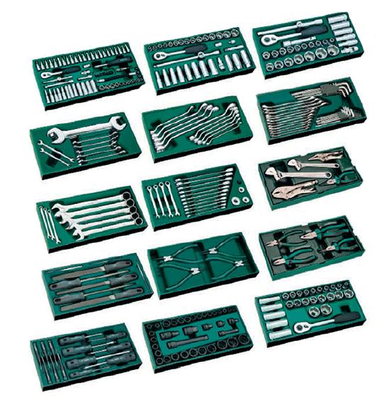 Wkładki z narzędziami SATA na www.cooltools.pl