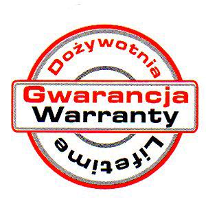 Produkt Corona C4027 objęty dożywotnią gwarancją producenta na cooltools.pl