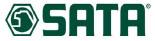 Logo marki SATA